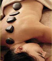 Boracay Spa, Hot Stone Massage